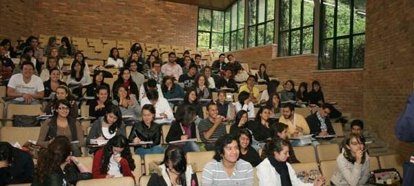 Alumnos Universidad de Colombia