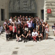 Alumnos de Esden en la London School of Economics & Political Science (LSE)