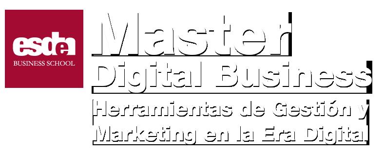 Master Digital Business Esden Business School