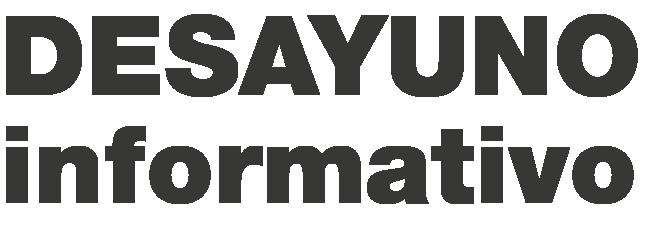 DESAYUNO INFORMATIVO