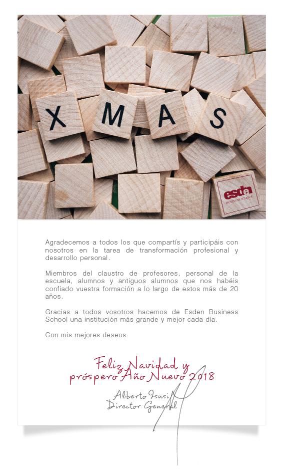 CHRISTMAS-ESDEN