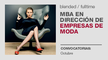 MBA Dirección de Empresas de MODA